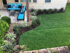 landscaping keller tx 2