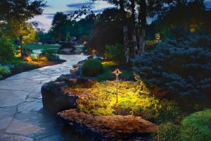 outdoor lighting landscaping keller tx 1